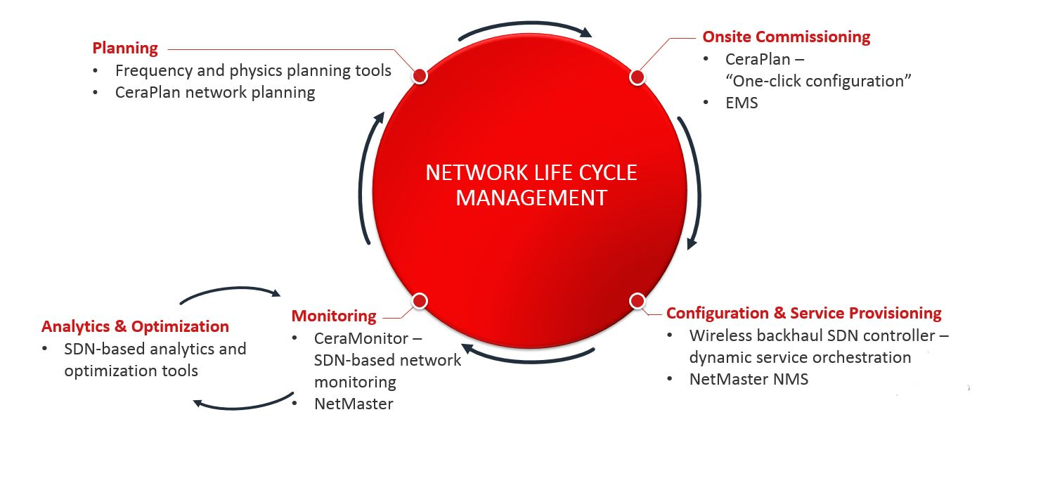 Network LifeCycle