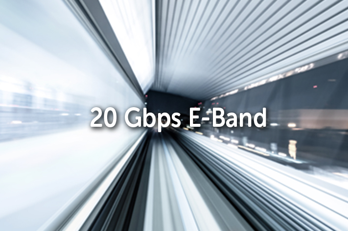 20Gbps Wireless Connectivity – Today